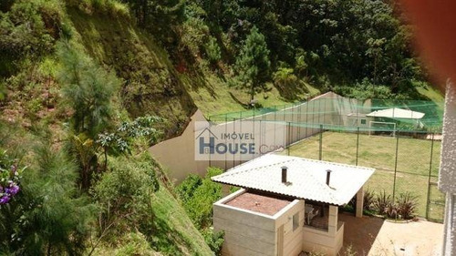 apartamento residencial à venda, jardim tupanci, barueri. - ap0178