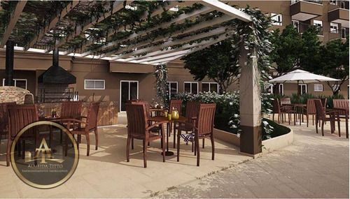 apartamento residencial à venda, jardim tupanci, barueri. - ap0514