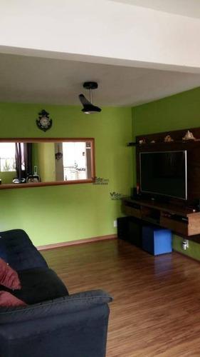 apartamento residencial à venda, jardim ubirajara (zona sul), são paulo. - ap1820