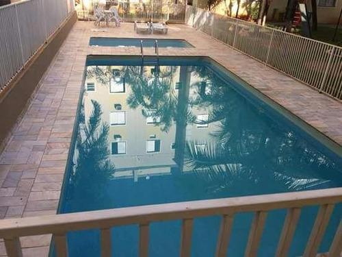 apartamento residencial à venda, jardim urano, são josé do rio preto. - ap0304