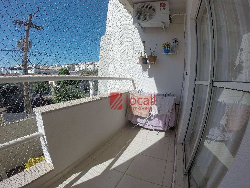 apartamento residencial à venda, jardim urano, são josé do rio preto. - ap0914