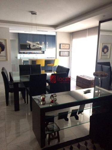 apartamento residencial à venda, jardim urano, são josé do rio preto. - ap1319