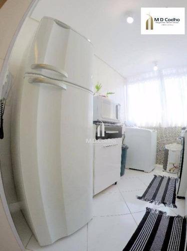 apartamento residencial à venda, jardim valéria, guarulhos. - ap0211
