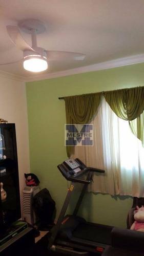 apartamento residencial à venda, jardim valéria, guarulhos. - ap0880
