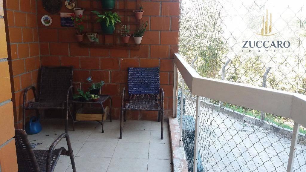 apartamento residencial à venda, jardim valéria, guarulhos. - ap10624