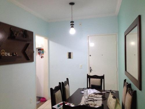 apartamento residencial à venda, jardim valéria, guarulhos. - ap2326