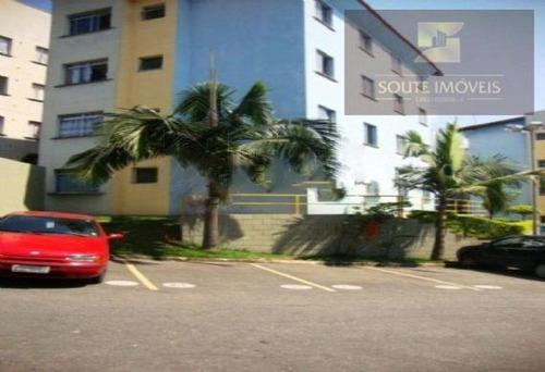 apartamento residencial à venda, jardim valéria, guarulhos. - codigo: ap2769 - ap2769