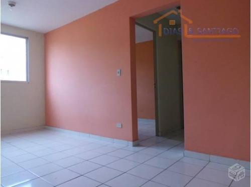 apartamento residencial à venda, jardim vergueiro (sacomã), são paulo. - ap0106
