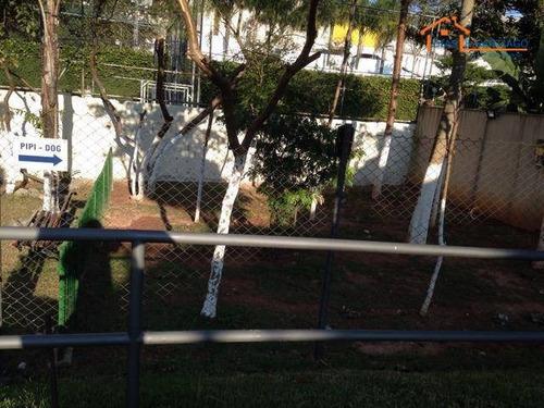 apartamento residencial à venda, jardim vergueiro (sacomã), são paulo. - ap1638