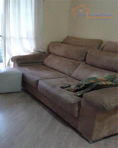 apartamento residencial à venda, jardim vergueiro, são paulo - ap0318. - ap0318