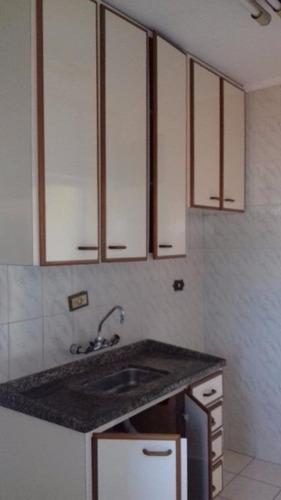 apartamento  residencial à venda, jardim vila galvão, guarul