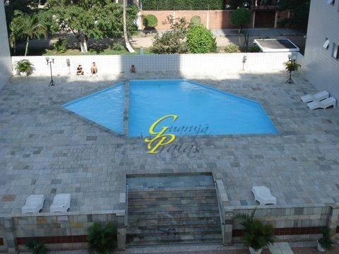 apartamento residencial à venda, jardim virginia, guarujá. - codigo: ap0416 - ap0416