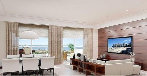 apartamento  residencial à venda, jardim vitória, guarujá. - ap0606
