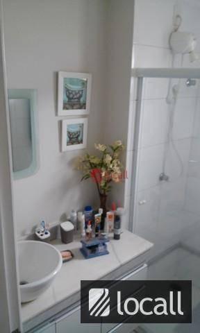 apartamento residencial à venda, jardim vivendas, são josé do rio preto. - ap0249