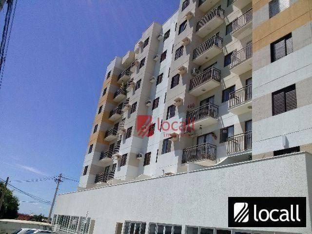 apartamento residencial à venda, jardim vivendas, são josé do rio preto. - ap0681