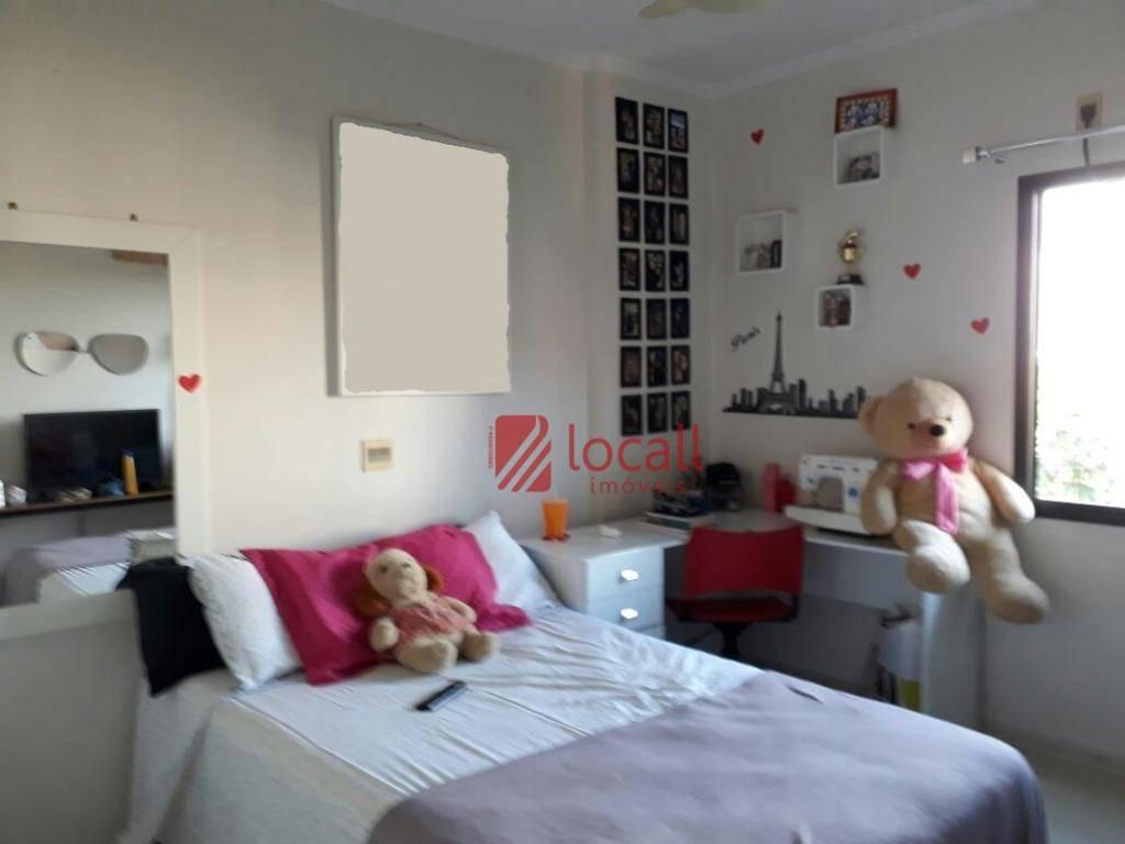 apartamento residencial à venda, jardim vivendas, são josé do rio preto. - ap1351