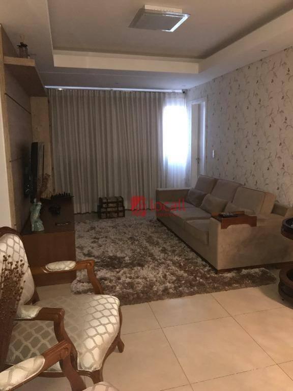 apartamento residencial à venda, jardim vivendas, são josé do rio preto. - ap1377