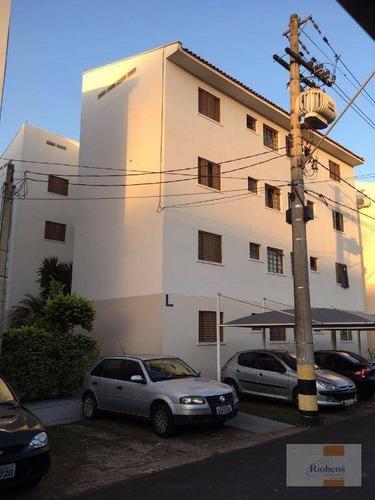 apartamento residencial à venda, jardim yolanda, são josé do rio preto. - ap0837