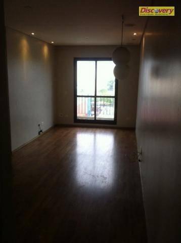 apartamento  residencial à venda, jardim zaira, guarulhos. - ap0238
