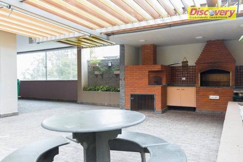 apartamento residencial à venda, jardim zaira, guarulhos. - ap0459