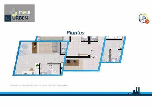 apartamento  residencial à venda, jardim zara, ribeirão preto. - ap0617