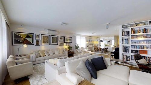 apartamento residencial à venda, jardins, são paulo - ap1649. - ap1649