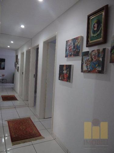 apartamento residencial à venda, jatiúca, maceió. - ap0154