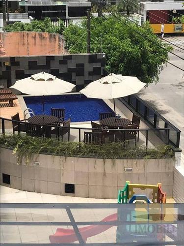 apartamento residencial à venda, jatiúca, maceió - ap0349. - ap0349