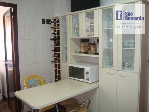 apartamento residencial à venda, jd. são paulo, americana. - ap0200