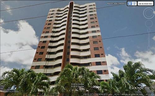 apartamento residencial à venda, joaquim távora, fortaleza. - ap1927
