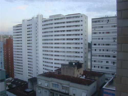 apartamento residencial à venda, josé menino, santos. - codigo: ap0253 - ap0253
