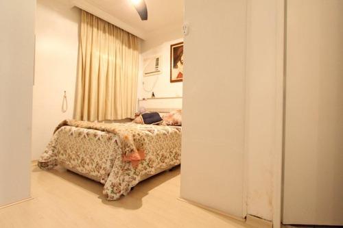 apartamento residencial à venda, josé menino, santos. - codigo: ap0587 - ap0587