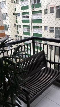 apartamento residencial à venda, josé menino, santos. - codigo: ap1980 - ap1980