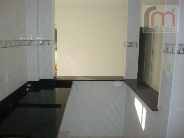 apartamento residencial à venda, josé menino, santos. - codigo: ap2006 - ap2006