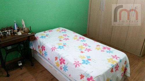 apartamento residencial à venda, josé menino, santos. - codigo: ap2141 - ap2141