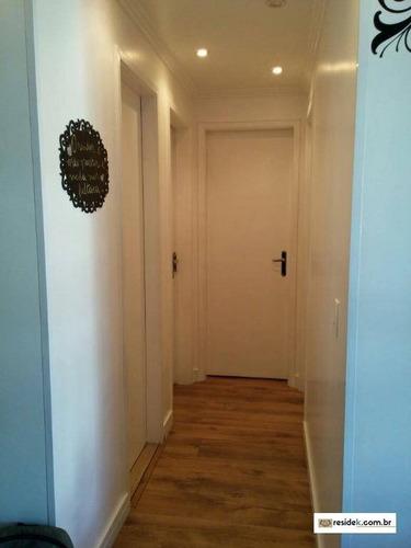 apartamento residencial à venda, km 18, osasco. - ap0555