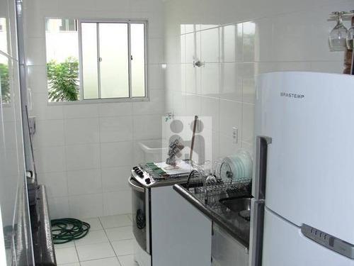 apartamento residencial à venda, lagoinha, ribeirão preto. - ap0002