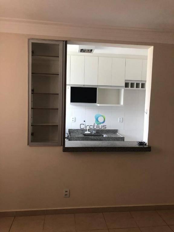 apartamento residencial à venda, lagoinha, ribeirão preto. - ap1414