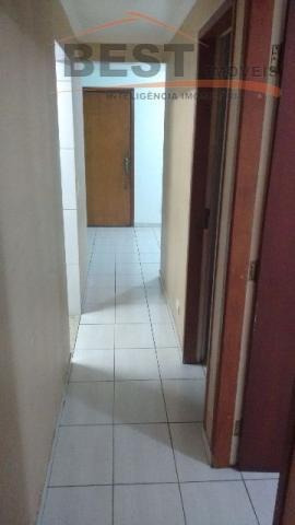 apartamento residencial à venda, lapa de baixo, são paulo. - ap4461