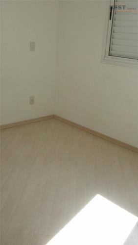 apartamento residencial à venda, lapa, são paulo. - ap3884
