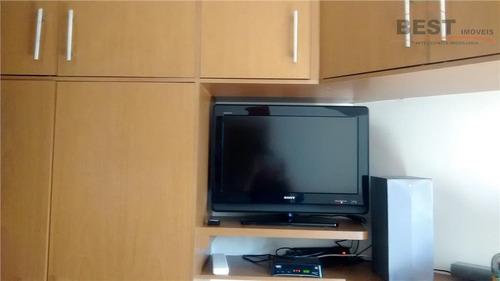 apartamento  residencial à venda, lapa, são paulo. - ap3951