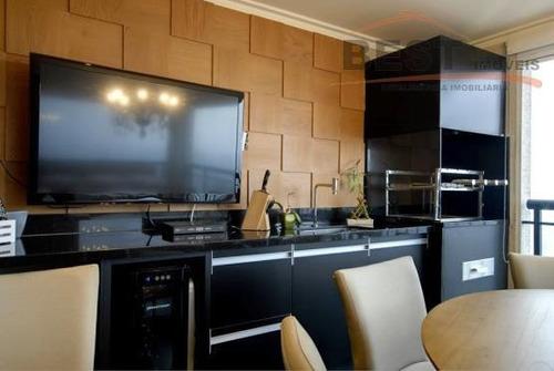 apartamento residencial à venda, lapa, são paulo. - ap4088