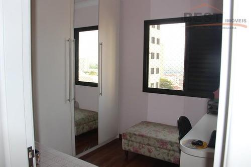 apartamento residencial à venda, lapa, são paulo - ap4101. - ap4101