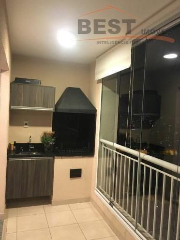 apartamento residencial à venda, lapa, são paulo. - ap4124