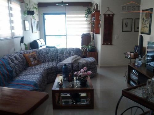 apartamento residencial à venda, lapa, são paulo. - ap4322