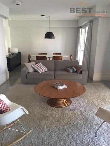 apartamento residencial à venda, lapa, são paulo. - ap4381