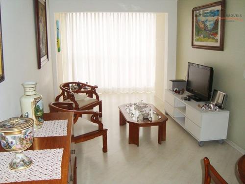 apartamento residencial à venda, lapa, são paulo. - ap4393