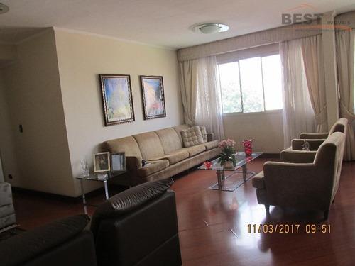 apartamento residencial à venda, lapa, são paulo. - ap4452