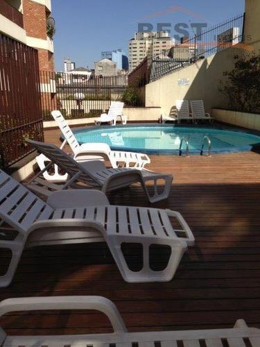 apartamento residencial à venda, lapa, são paulo. - ap4468