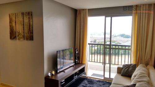 apartamento residencial à venda, lapa, são paulo. - ap4528